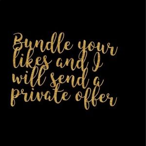 Here's how 2 Bundle  ❤️ likes 2 4 a private offer.